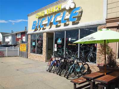 Island Park, Long Beach, Lynbrook, Oceanside, Rockville Centre Commercial For Sale: 755 E Park Ave