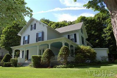 Dutchess County Single Family Home For Sale: 403-407 Cushman Road