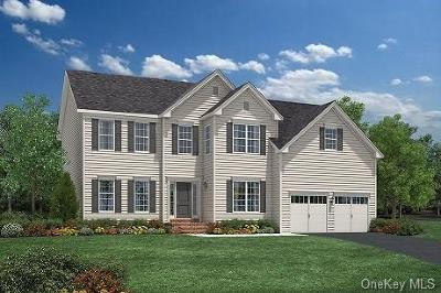Dutchess County Single Family Home For Sale: Alberts Way