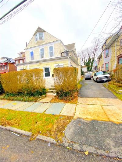 Westchester County Multi Family Home For Sale: 450 Dunham Avenue