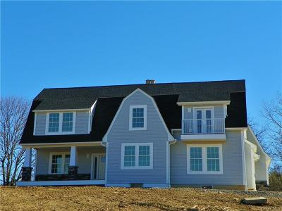 Dutchess County Single Family Home For Sale: 195 All Angels Hill Road