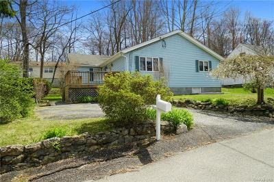 Putnam County Single Family Home For Sale: 43 Barnard Road