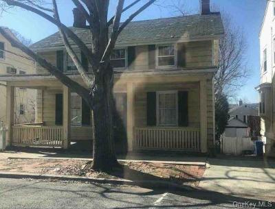 Westchester County Single Family Home For Sale: 19 N Ferris Street