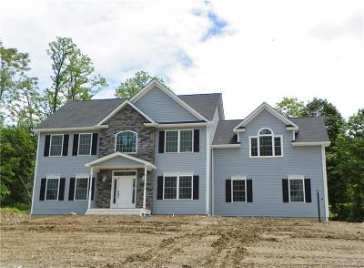 Dutchess County Single Family Home For Sale: LOT 4 Blossom Court