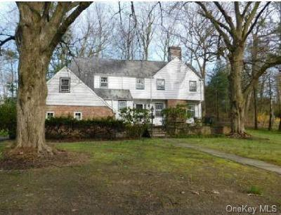 Westchester County Single Family Home For Sale: 82 Underhill Road