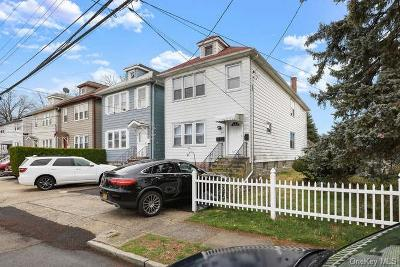 Westchester County Multi Family Home For Sale: 519 Seventh Avenue