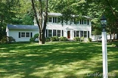 Dutchess County Single Family Home For Sale: 31 Arbor Hill Drive