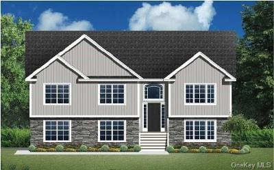 Dutchess County Single Family Home For Sale: LOT 4 Pond View Court