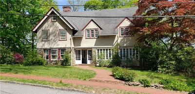 Westchester County Single Family Home For Sale: 116 Edgemont Road