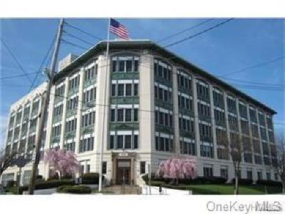 Westchester County Condo/Townhouse For Sale: 1 Landmark Square #201