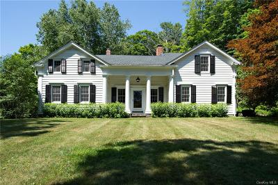 Dutchess County Single Family Home For Sale: 273 Old Camby Road