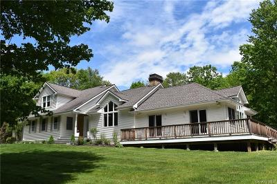 Dutchess County Single Family Home For Sale: 282 Zipfeldburg Road