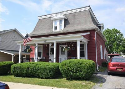 Dutchess County Multi Family Home For Sale: 50 High Street
