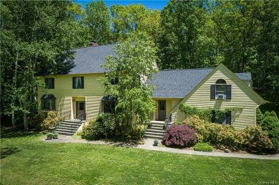 Dutchess County Single Family Home For Sale: 7 Game Farm Road