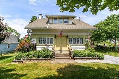 Dutchess County Single Family Home For Sale: 21 Spring Street