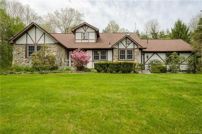Dutchess County Single Family Home For Sale: 2759 Salt Point Turnpike