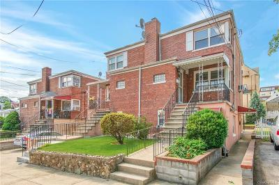 Westchester County Multi Family Home For Sale: 63 Laurel Place