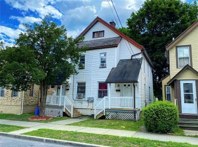 Dutchess County Multi Family Home For Sale: 124 Thompson Street