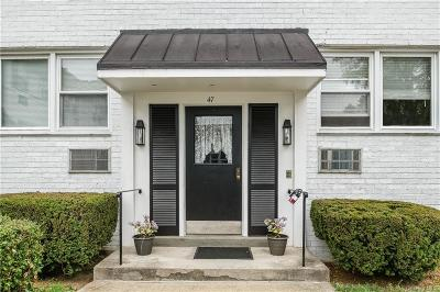 Westchester County Condo/Townhouse For Sale: 47 Avon Circle #D