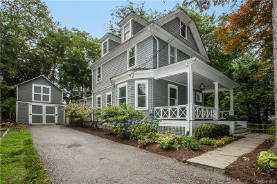 Westchester County Single Family Home For Sale: 33 Poillon Drive