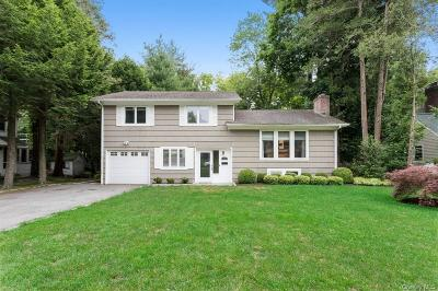 Westchester County Single Family Home For Sale: 177 Larch Road
