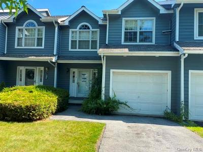 Dutchess County Condo/Townhouse For Sale: 110 Pinebrook Drive