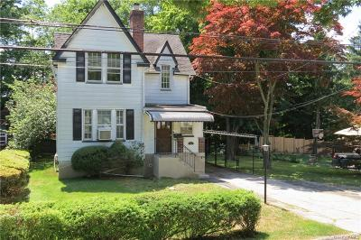 Westchester County Single Family Home For Sale: 275 Roundhill Drive