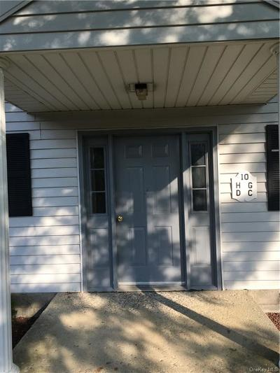 Dutchess County Condo/Townhouse For Sale: 10 Field Court #G