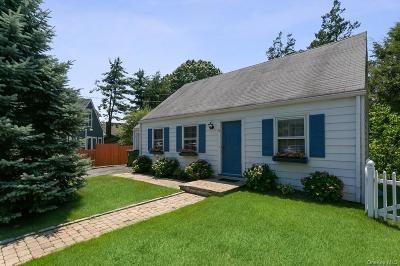 Westchester County Single Family Home For Sale: 13 Hendrick Lane