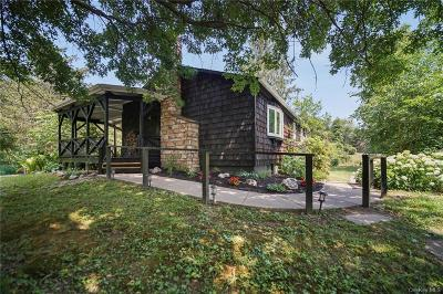 Dutchess County Single Family Home For Sale: 1322 Centre Road