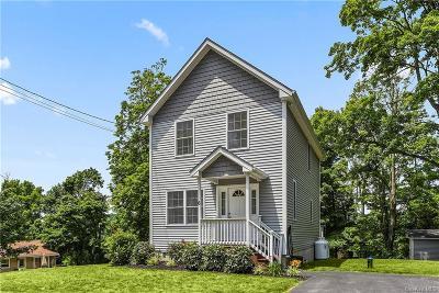 Putnam County Single Family Home For Sale: 6 Ridgeway Road