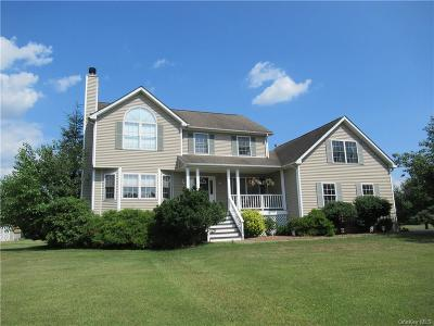 Dutchess County Single Family Home For Sale: 28 Memory Trail