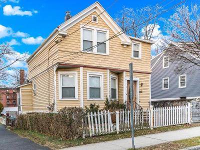 Westchester County Multi Family Home For Sale: 7 Leonard Street