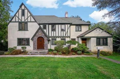 Westchester County Single Family Home For Sale: 265 Old Mamaroneck Road