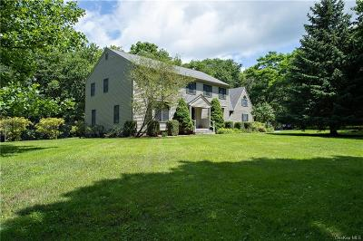 Dutchess County Single Family Home For Sale: 15 Meeting House Road
