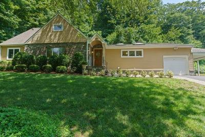 Westchester County Single Family Home For Sale: 389 Pinebrook Boulevard