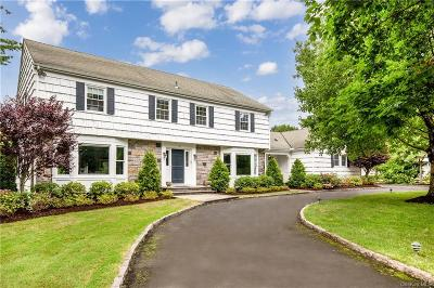 Westchester County Single Family Home For Sale: 25 Cayuga Road