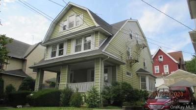 Westchester County Multi Family Home For Sale: 129 Wallace Avenue