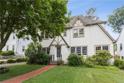 Westchester County Single Family Home For Sale: 24 Harvard Court