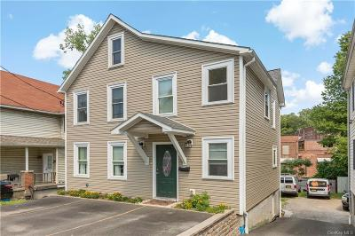 Westchester County Single Family Home For Sale: 3215 Albany Post Road