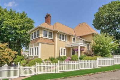Westchester County Single Family Home For Sale: 1 Highview Avenue