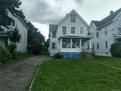 Westchester County Multi Family Home For Sale: 610 Highland Avenue
