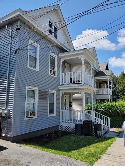 Dutchess County Multi Family Home For Sale: 16 Franklin Street