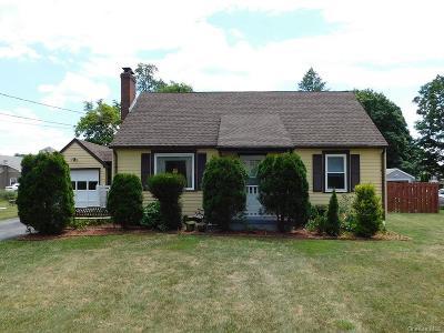 Dutchess County Single Family Home For Sale: 6 Fuller Lane