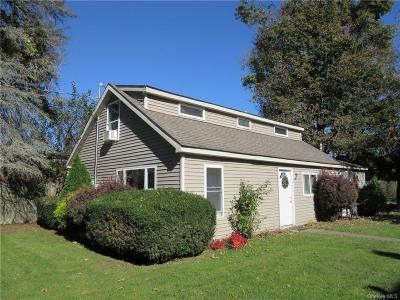 Dutchess County Single Family Home For Sale: 58 Railroad Street