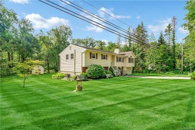Dutchess County Single Family Home For Sale: 600 Leetown Road