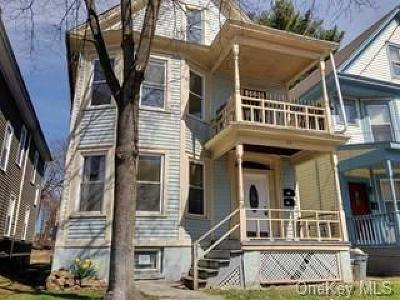 Dutchess County Multi Family Home For Sale: 22 Dean Place