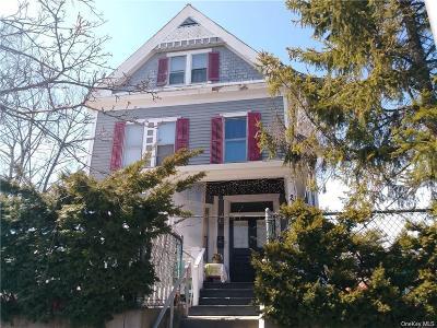 Dutchess County Multi Family Home For Sale: 28 Corlies Avenue