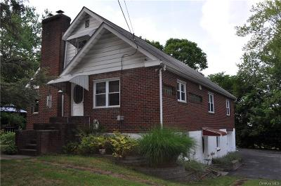 Dutchess County Single Family Home For Sale: 784 Sergeant Palmateer Way
