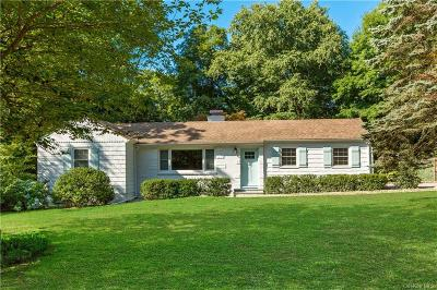 Westchester County Single Family Home For Sale: 3 Sunrise Place